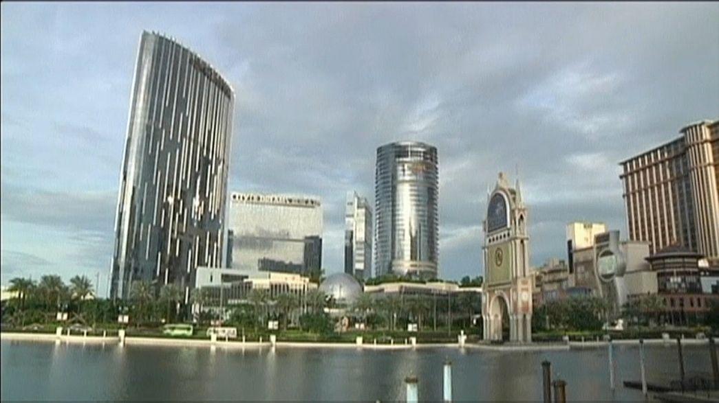 """Macau na """"lista negra"""" da União Europeia"""