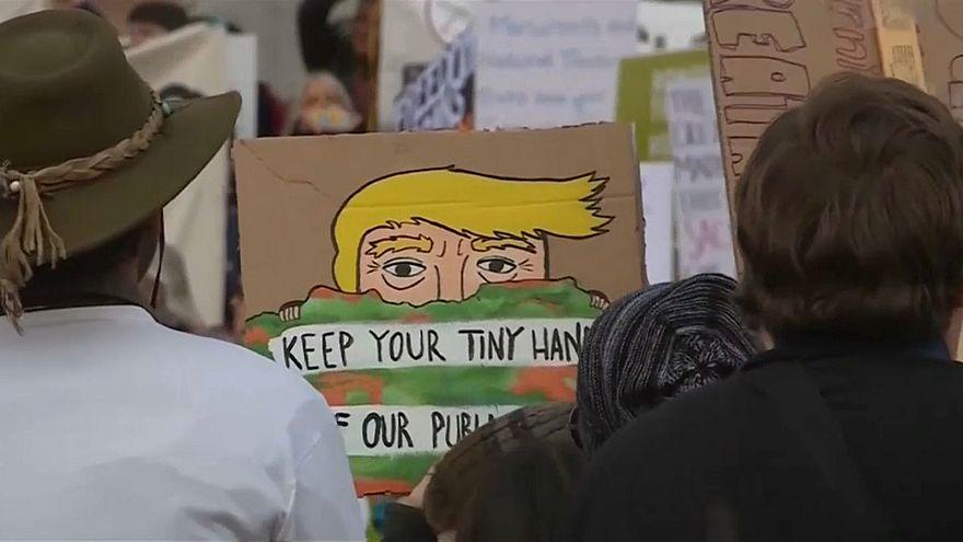 Donald Trump verkleinert Naturschutzgebiete in Utah