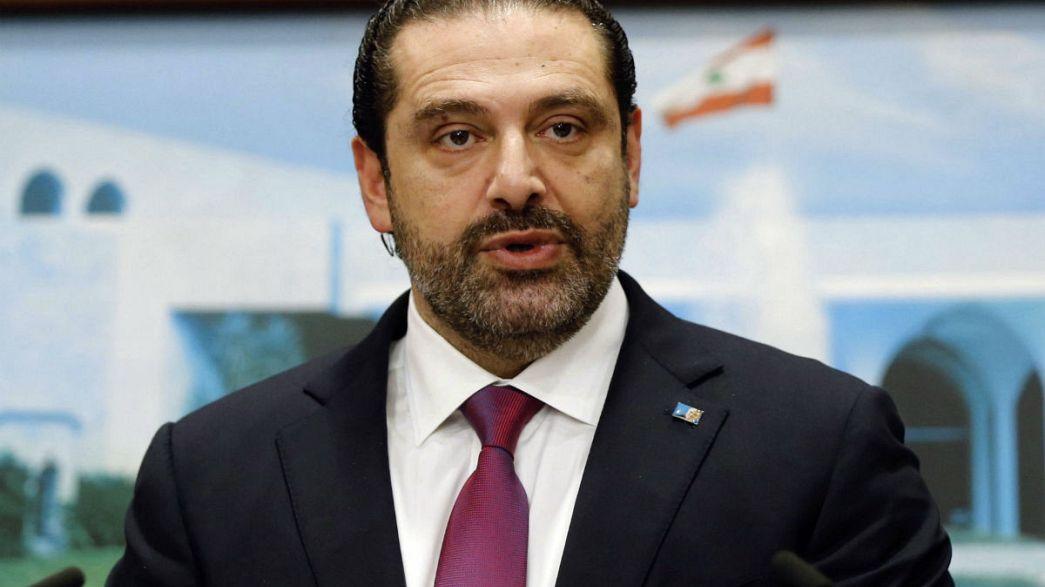 Lübnan Başbakanı istifasını geri çekti