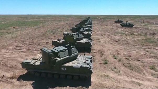 روسيا تكشف عن نظام دفاع صاروخي مضاد للطائرات