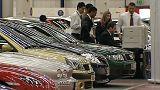 Venda de carros a diesel desce no Reino Unido