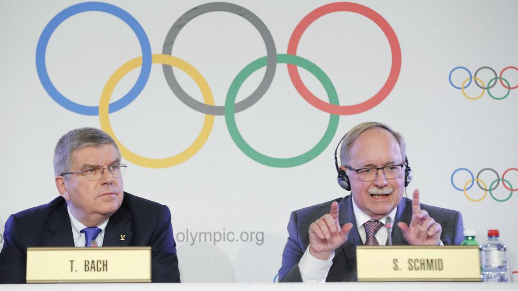 Russia banned from competing at 2018 Winter Olympics