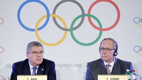 Comité Olímpico Internacional suspende Rússia