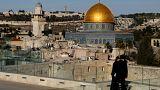 مسجد قبة الصخرة في مدينة القدس