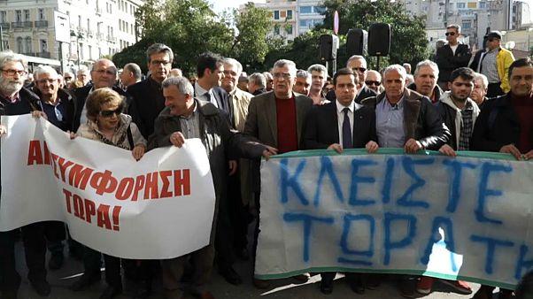 Los alcaldes del Egeo dicen: ¡Basta ya!