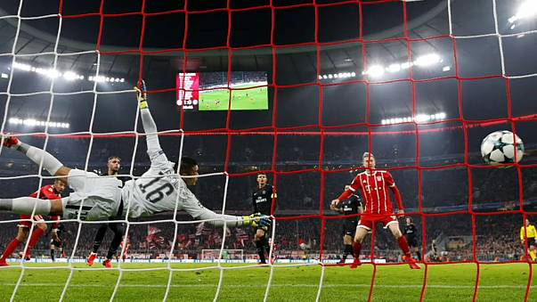 Champions League - Atletico ist raus, Bayern tilgt die PSG-Schmach