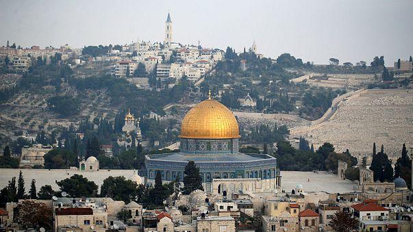 Trump se dispone a reconocer Jerusalén como capital de Israel