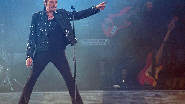 Ο «θρύλος» της γαλλικής ροκ, Τζόνι Χάλιντεϊ