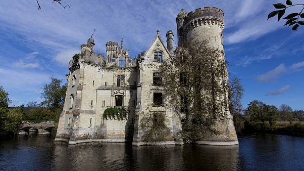 Heritage lovers raise €500,000 to save French castle from ruin