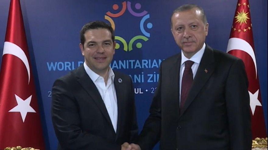 Un président turc en Grèce, la diplomatie avant tout