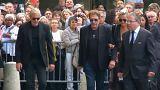 Умер рок-певец Джонни Холлидей