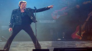 Johnny Hallyday, ein Rocker à la française