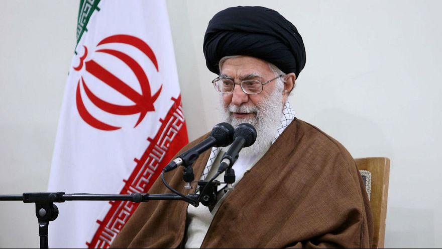 علی خامنهای: انتقال سفارت آمریکا به بیتالمقدس نشانه عجز آنهاست