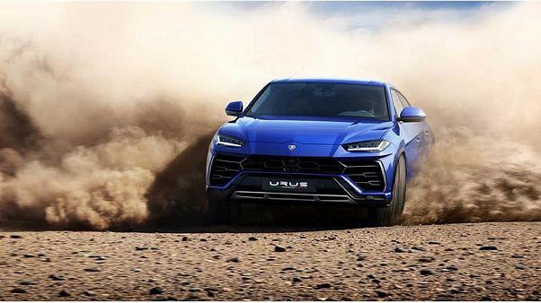Lamborghini launches Urus as it enters SUV market
