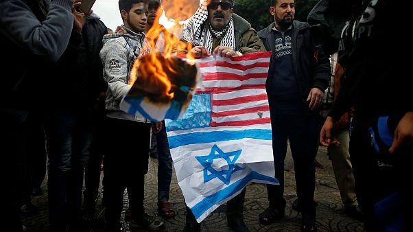 Kudüs konusunda tansiyon yükseliyor