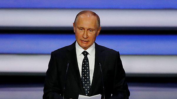 Putin dice que se presentará a las elecciones 2018 dependiendo del apoyo público