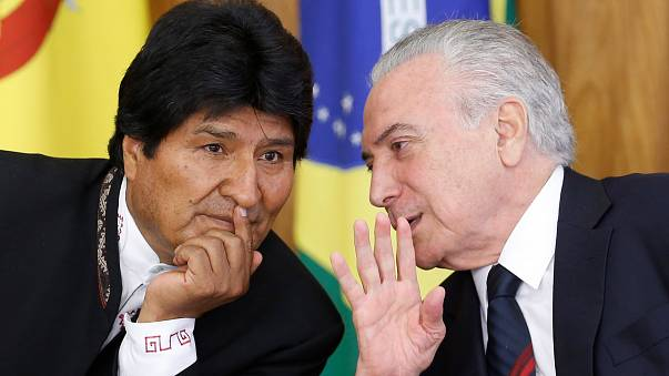 Bolívia diz precisar do Brasil para consolidar industrialização