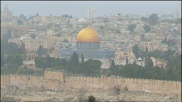 Kudüs tartışmasında gözler Trump'ta