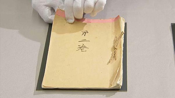 All'asta le memorie dell'imperatore Hirohito