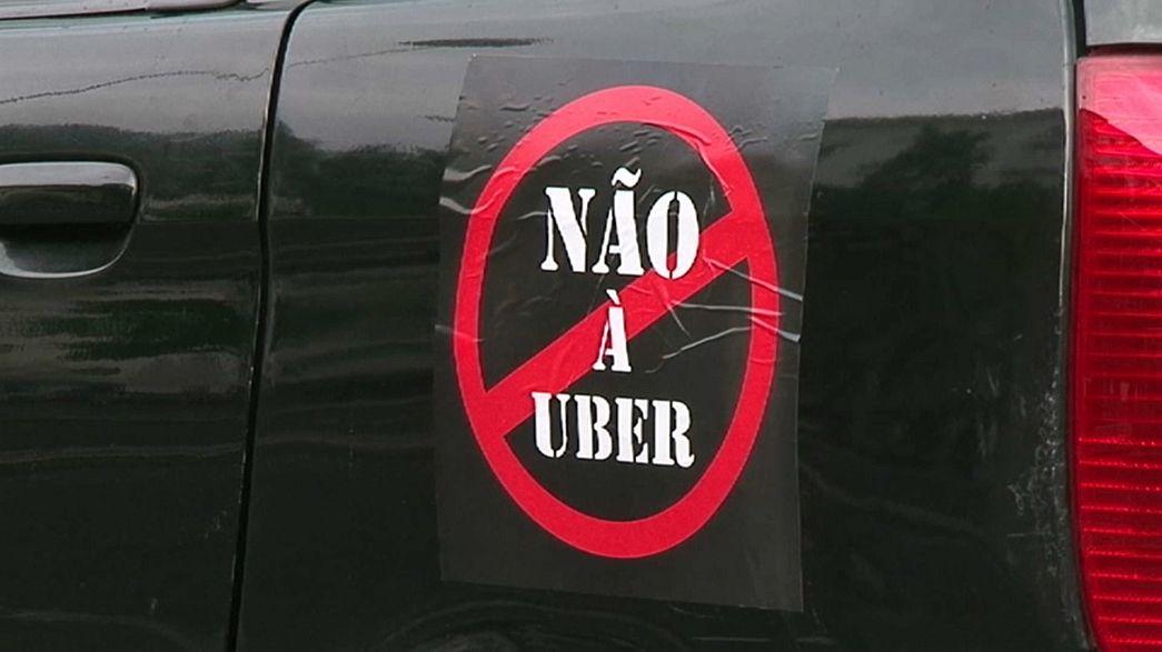 Tribunal da Relação declara ilegal atividade da Uber em Portugal