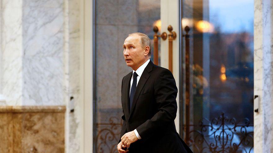 Wirbt Putin um Unterstützung für Präsidentschaftskandidatur?