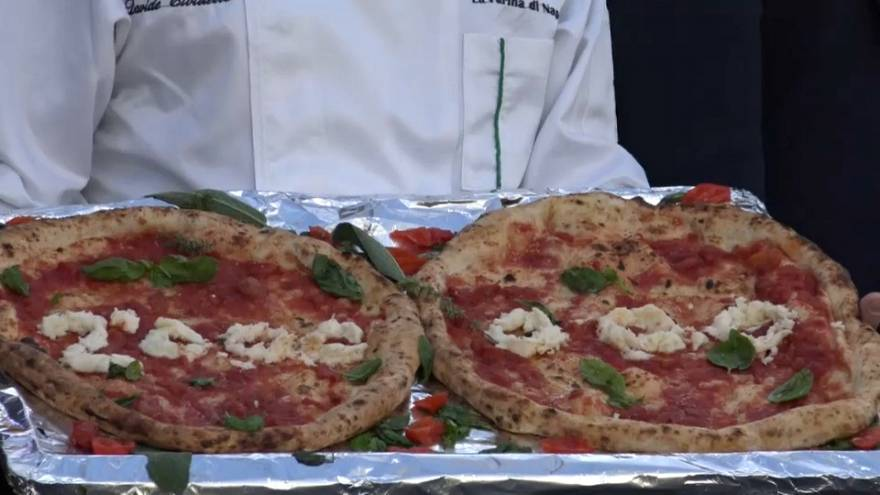 Neapolitan pizza makers gain World Heritage status