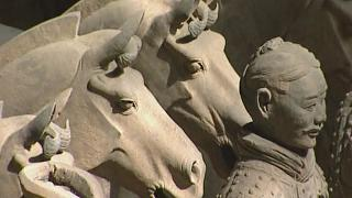 Chinese terracotta army