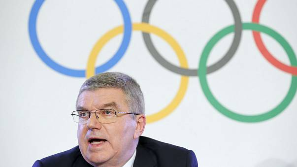 Winter Olympics ban 'part of campaign to pressure Russia'