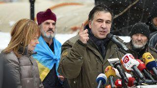 "Саакашвили: ""Я не агент ФСБ"""