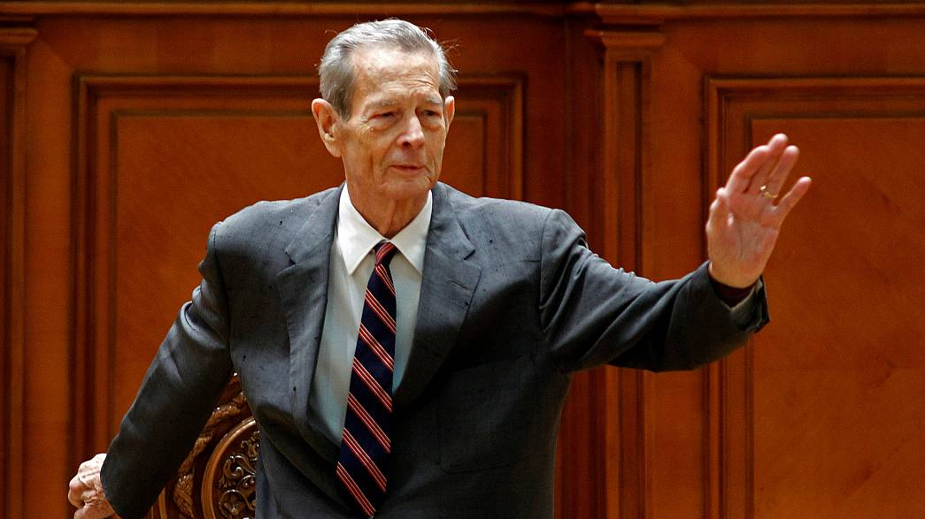 King Michael I of Romania won over a nation he barely ruled