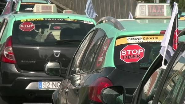 Portugal declara ilegal la actividad de Uber