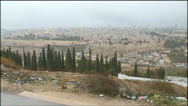 """Jérusalem capitale d'Israël, """"une grave erreur"""" de Trump"""