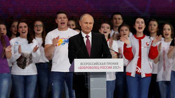 """Pyeongchang 2018, Putin: """"non boicotteremo i Giochi"""""""