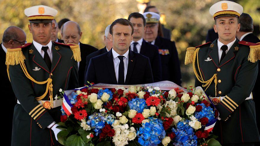 """Macron, """"ami"""" de l'Algérie"""