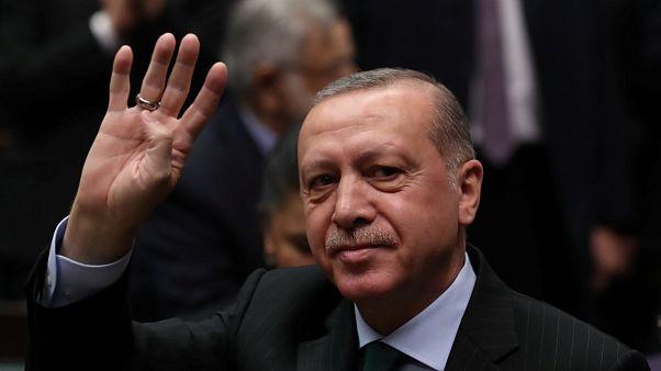 Эрдоган едет в Афины
