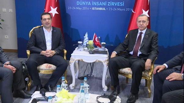Erdogan va se rendre en Grèce, une visite historique