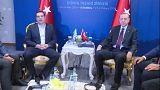 Erdogan történelmi látogatásra készül