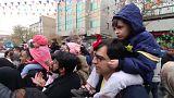 جشنواره بازیهای خیابانی کودکان در تهران