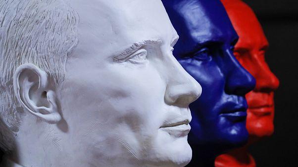 Negyedszer is indul az elnökválasztáson Putyin