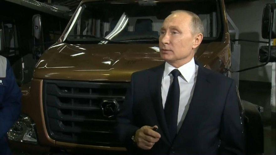 Putin descarta un veto a los JJOO de Invierno