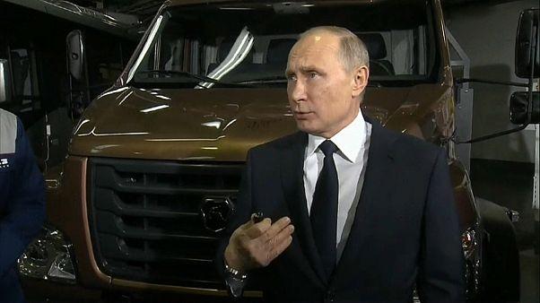 """Putin: Olympia-Ausschluss """"politisch motiviert"""""""
