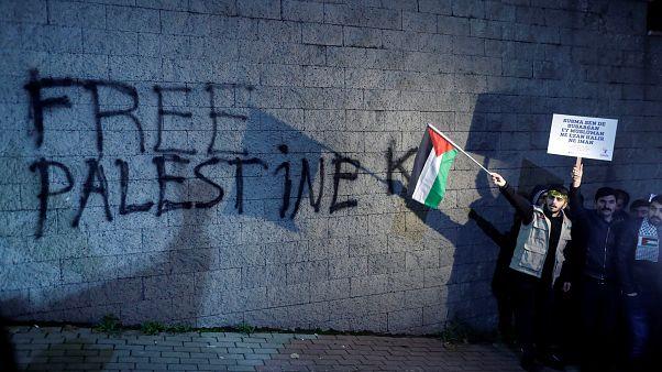 تنديد عالمي واسع بإعلان ترامب القدس عاصمة إسرائيلية
