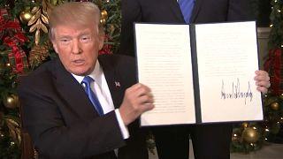 Трамп: Иерусалим - столица Израиля