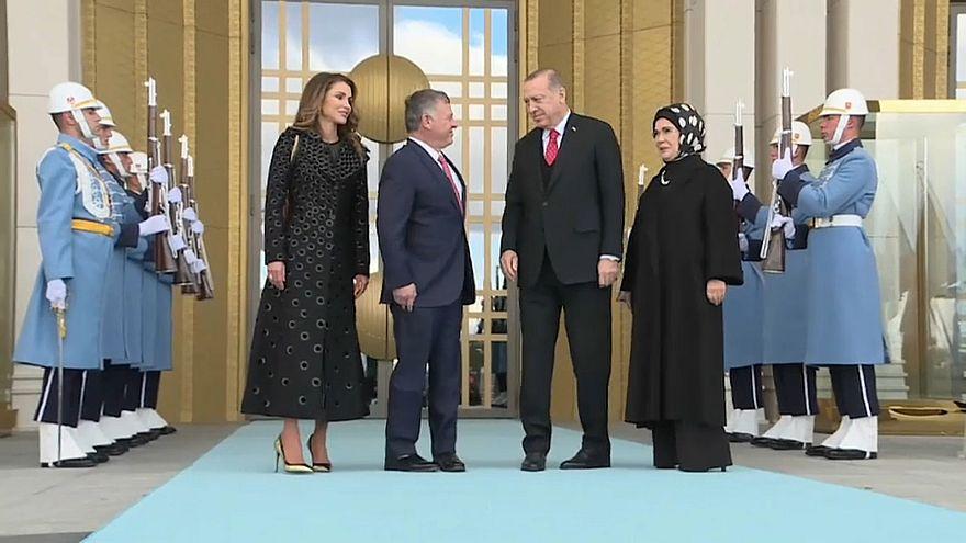 Türkei und Jordanien warnen vor Eskalation