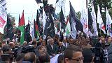 """Gaza en colère : """"Jérusalem est en danger"""""""