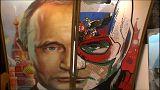 'Süper Putin' sergisi