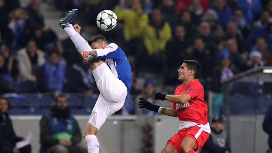 Liga dos Campeões: FC Porto vai aos oitavos de final