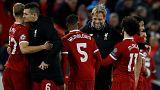 C1 : Liverpool qualifié, Naples éliminé