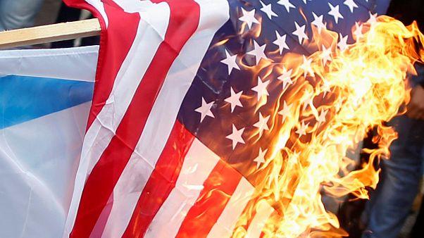Απόφαση Τραμπ: Πήρε «φωτιά» η Μέση Ανατολή