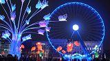 Fête des Lumières: la magia delle luci a Lione